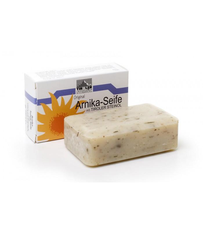 Pečující mýdlo s arnikou: 100 g