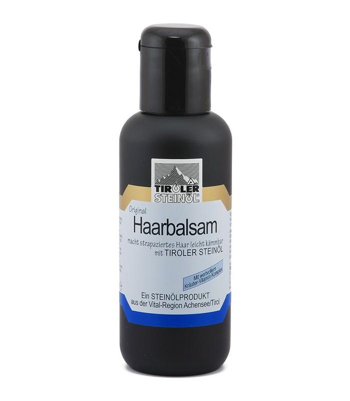 Vlasový balzám s kamenným olejem: 200–500 ml