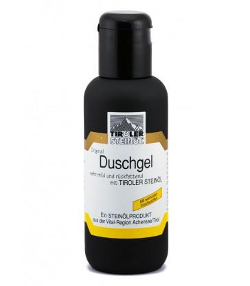 Sprchový gel s kamenným olejem: 200–500 ml