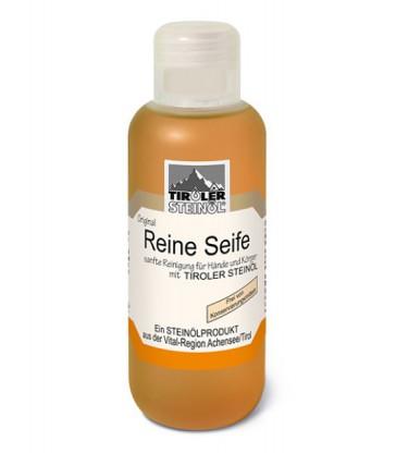 Tekuté mýdlo s kamenným olejem: 200 ml