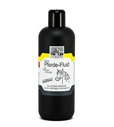 PFERDE FLUID (Tiroler Steinöl) PRO KONĚ s kamenným olejem: 500 ml