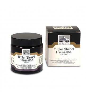 Tyrolská domácí mast s kamenným olejem: 100 ml
