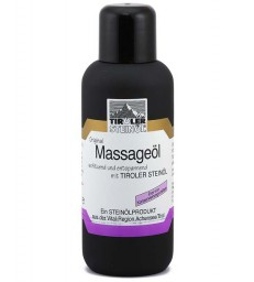 Masážní kamenný olej: 200–500 ml