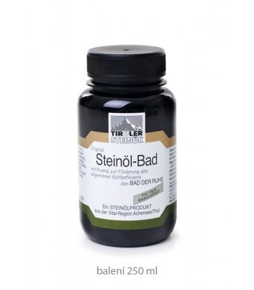 Kamenný olej pro koupele: 250 ml