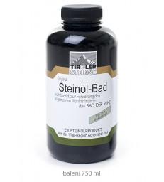Kamenný olej pro DOMÁCÍ KOUPELE: 110–250–750–5000 g, Steinöl Bad