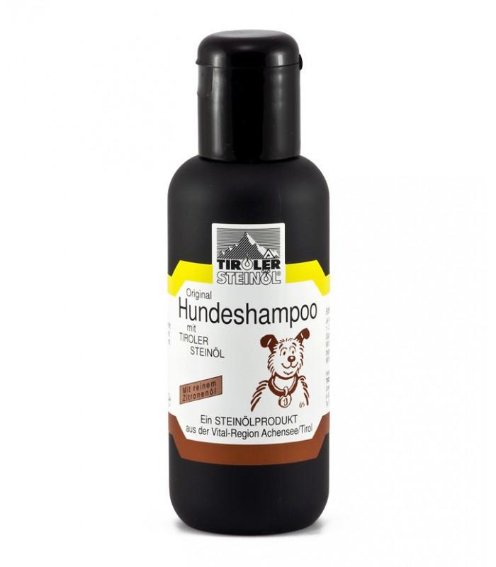 ŠAMPON PRO PSY s kamenným olejem: 130 ml
