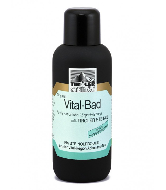Vital-Bad – Kamenná koupel s éterickými oleji: 200 ml