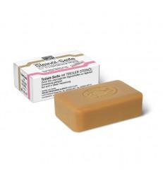 Zklidňující mýdlo s kamenným olejem: 100 g